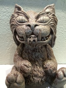 Scary cat- royal flesh tattoo